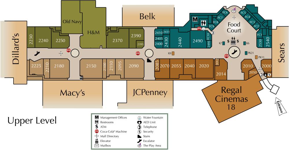 medium resolution of lower level map upper level map