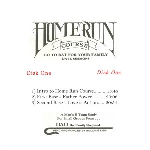 HOME RUN COURSE Disk 1