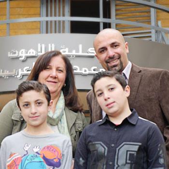 Emad & Almess Botros