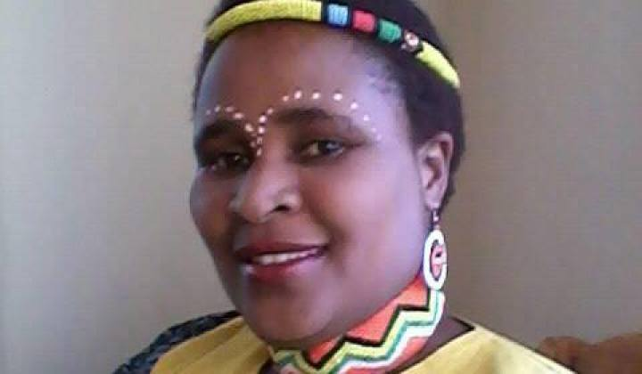 Vuyiswa wanted to help people with disabilities
