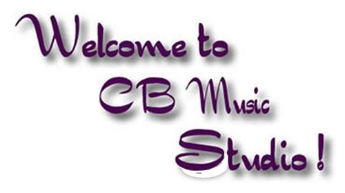 Welcome to CB Music Studio!