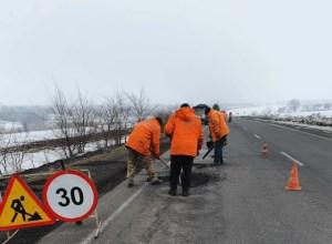 зимовий ремонт доріг