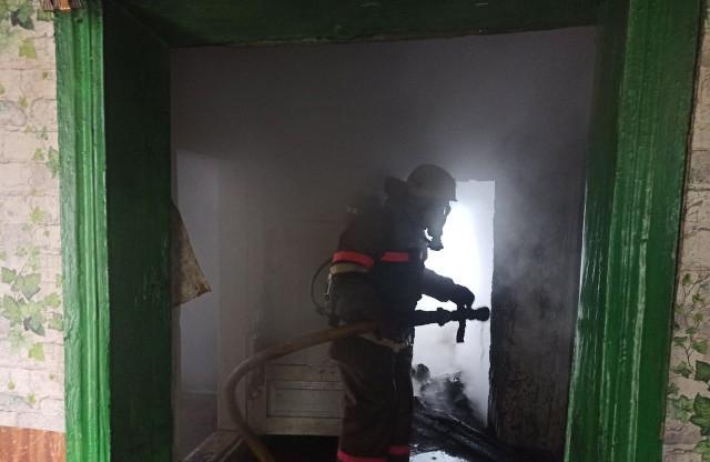 загибель на пожежі