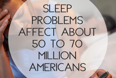 americans with sleep problems