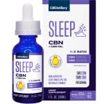 Sleep CBN + CBD Oil CBDistillery