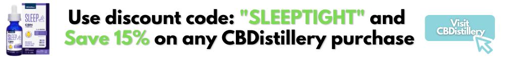 cbdistillery 15% discount code