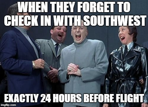 Airplane Memes - Southwest Airlines Meme