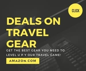 Deals on Travel Gear