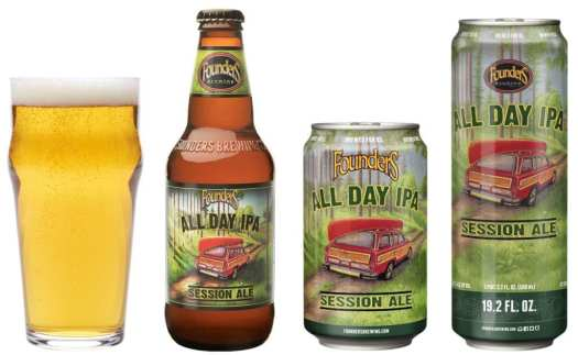 The All Day IPA - from Founders Brewery