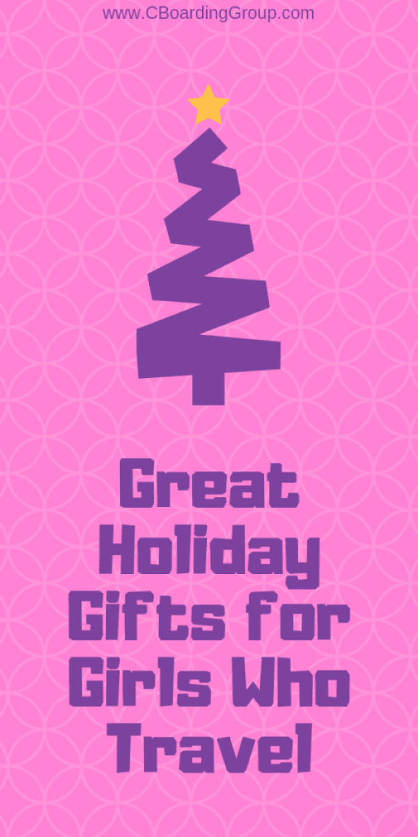 Great Holiday Gifts for Girls Who Travel - Gifts for Business Travelers