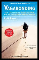 Vagabonding - Rolf Potts - Best Travel Books of All Time