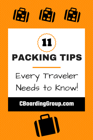 11 Packing Tips That Every Traveler Needs to Know!