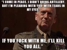 James Mattis Memes1