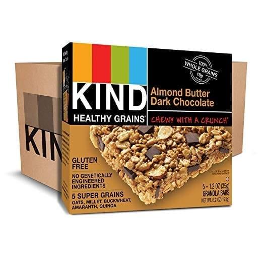KindBars - A Healthy Travel Snack