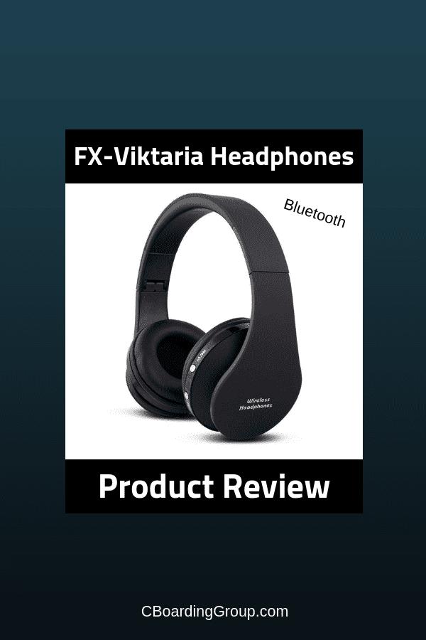 Product Review - FX-Viktaria Wireless Headphones