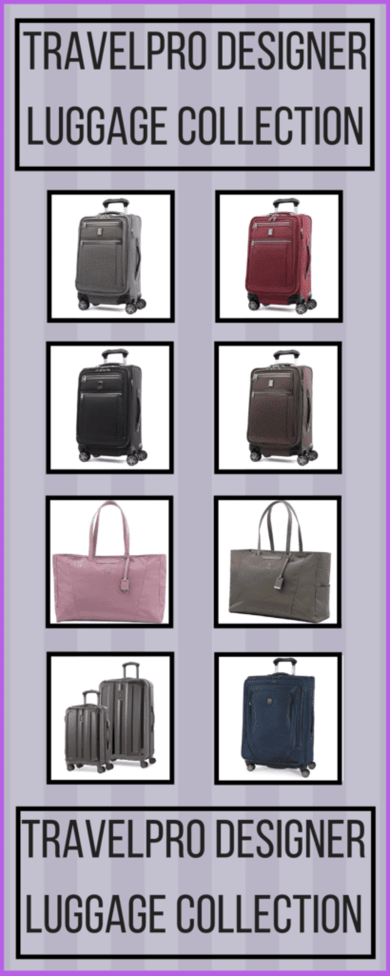 TravelPro Collection - Gifts for Business Travelers