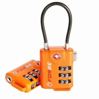 TSA Approved Travel Lock - Travel Safety Gear