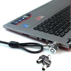 RUBAN Notebook Lock and Security Cable