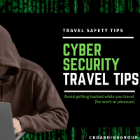 7 Cyber Security Travel Tips: Don't get hacked on your business trip