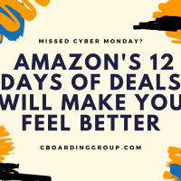 Missed Cyber Monday? Amazon's 12 Days of Deals will make you feel better