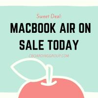 Sweet Deal: MacBook Air on Sale