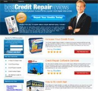 Clickbank-Niche-Storefront-Credit Repair