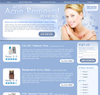 Clickbank-Niche-Storefront-Acne Removal