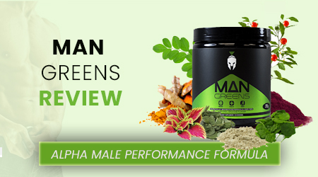 ManGreens Herbal Suppliment Review