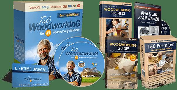 Teds Wood Working Bundle