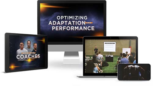 Optimizing Adaptation And Performance Review