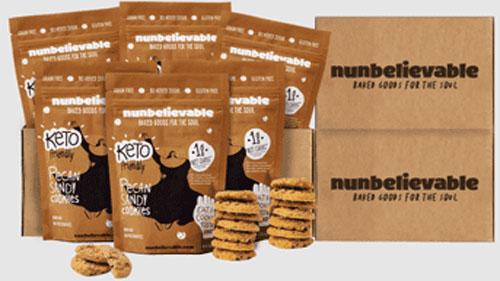 Nunbelievable Keto Cookies Review