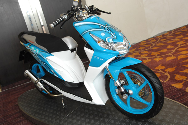 Variasi Modif Honda Beat Kamu   Arif Setiawan Blogs