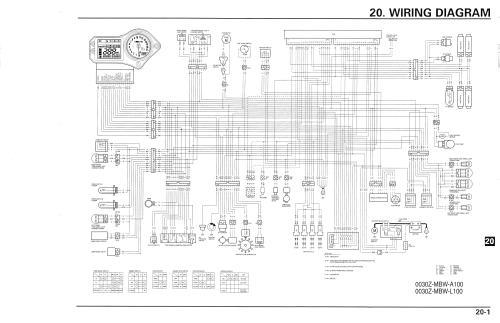 small resolution of 100 honda cbr 600 f3 wiring 1997 honda cbr600 f3