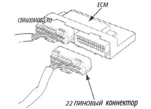 Как проверить импульсный датчик зажигания Honda cbr 600 F4
