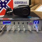 General Lee 10 Meter Amateur Radio
