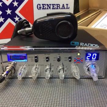 General Lee 10 meter mobile radio