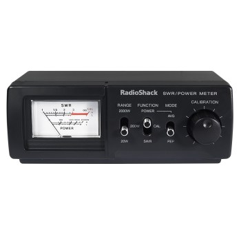Radio shack SWR power meter