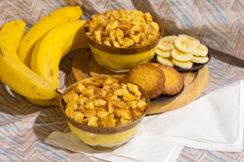 Easy Nilla Wafer Banana Pudding