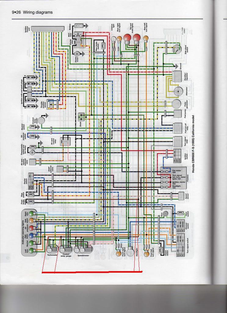 Honda Cbr Wiring Diagram | Wiring Diagram on