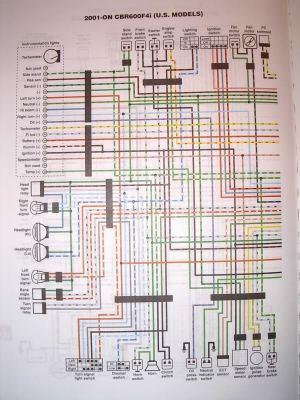 2017 Honda Cbr600rr Wiring Diagram  Wiring Diagram