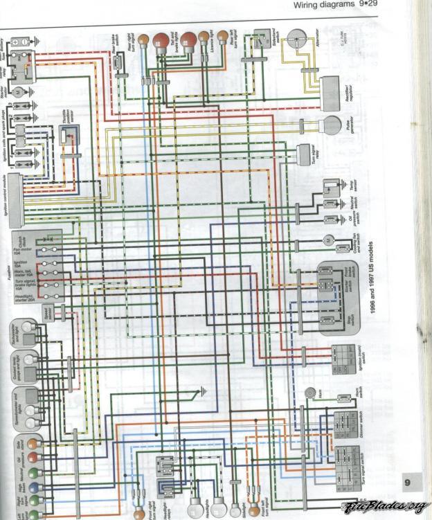 2003 Gsxr 1000 Wiring Diagram - wiring data