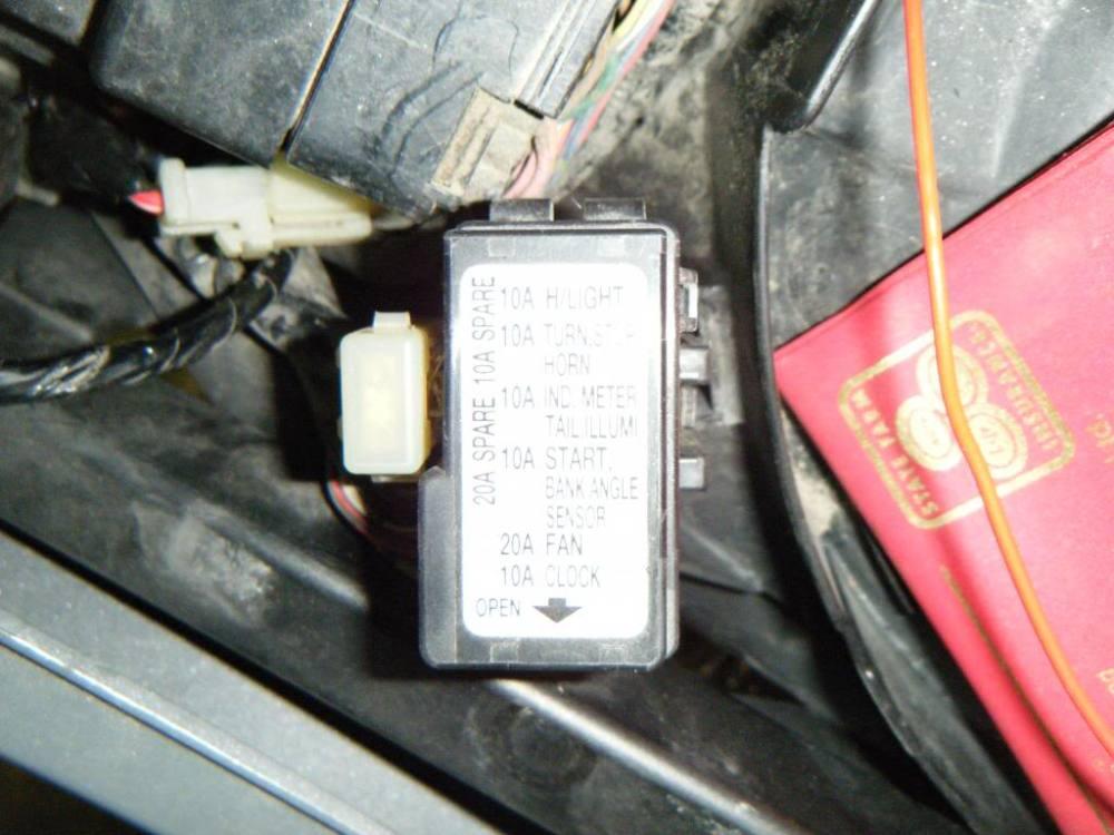medium resolution of fuse box honda vtx 1300 wiring libraryfuse box honda cbr 600 f4i house wiring diagram symbols