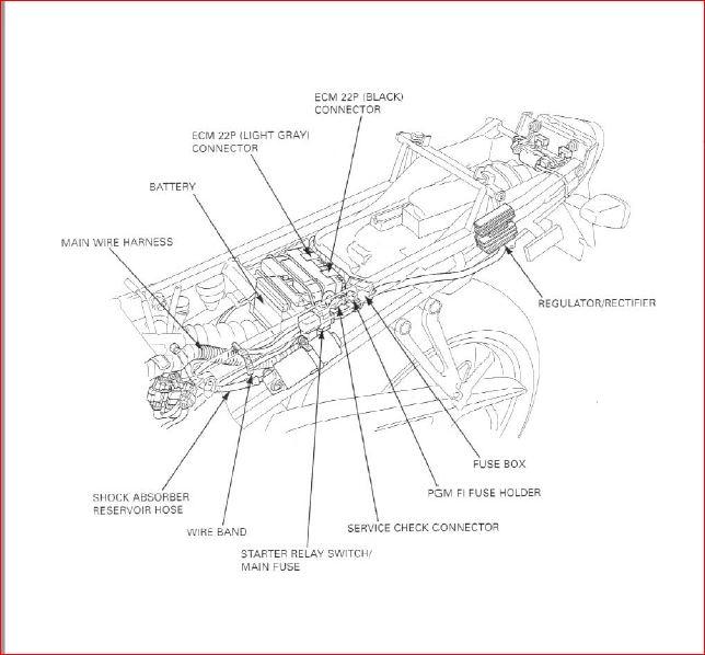 cbr 600 f4i wiring diagram translation vs transcription venn fuse box honda auto electrical related with