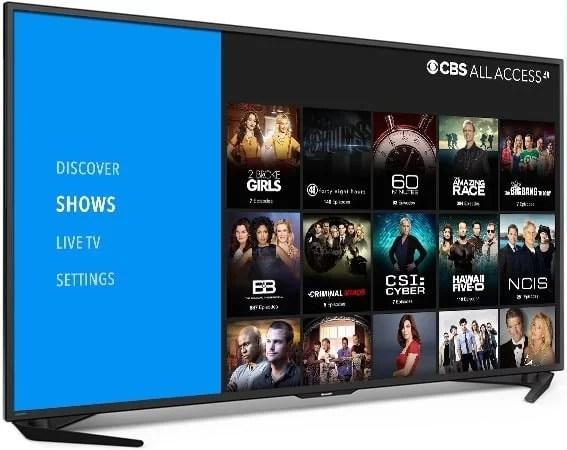 Watch CBS All ACcess on Amazon Fire TV