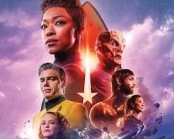 Star Trek Discovery season 2 on CBS and on Netflix
