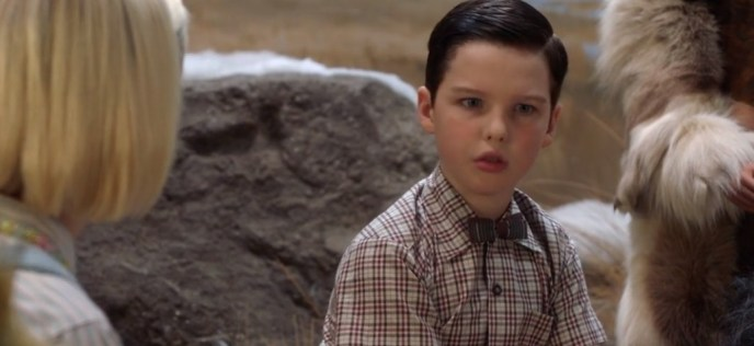 The Young Sheldon on CBS