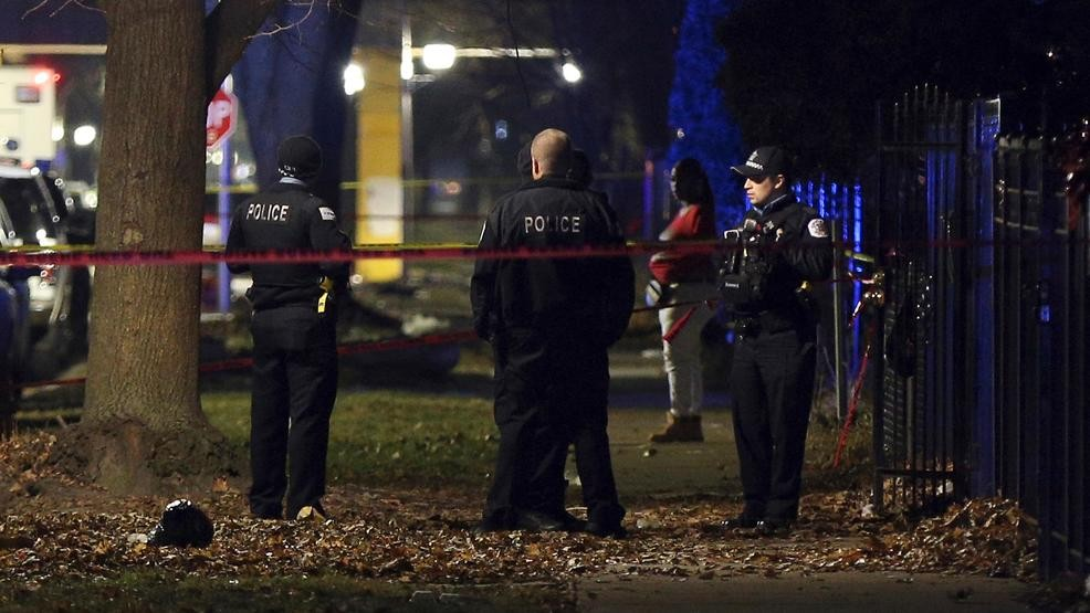 Police: Shooting at Chicago house party leaves 13 wounded | KGAN
