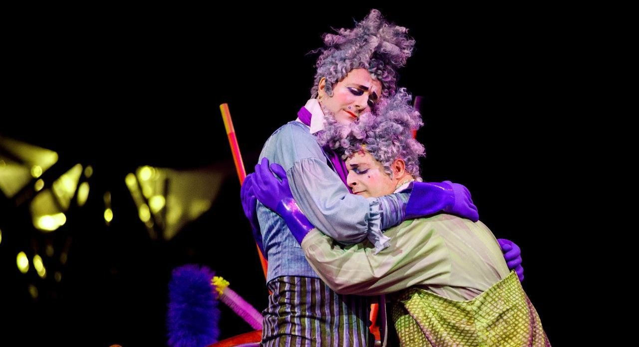 Cirque Du Soleil Files For Bankruptcy Protection Following