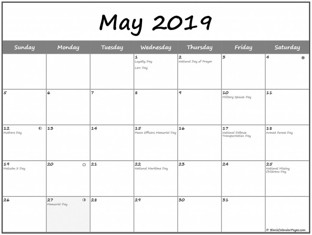 Moon Phases Calendar Worksheet Calendar Template