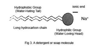 soap molecule